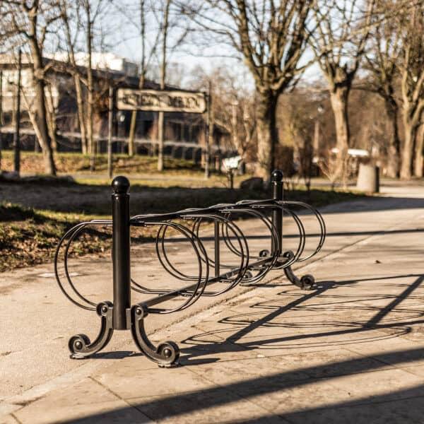 Stojak na rowery Praga - 10 stanowisk