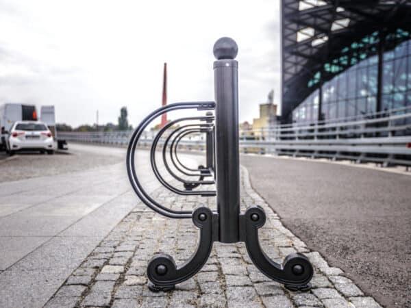 Stojak na rowery Praga - 5 Stanowisk