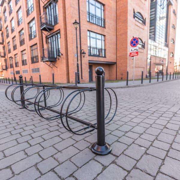 Stojak na rowery Wilno - 10 stanowisk