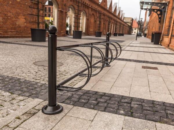 Stojak na rowery Wilno - 5 stanowisk
